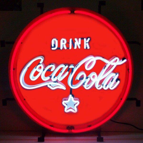 Coca-Cola Coke Neon Sign by Neonetics