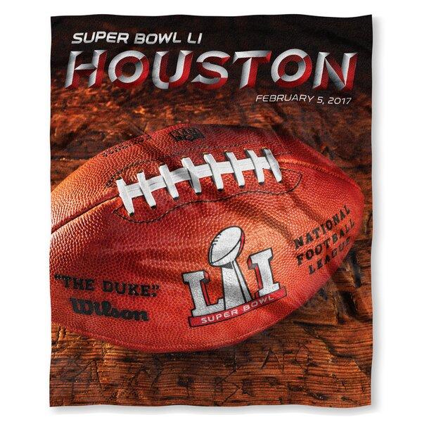 Nfl Houston Carafe Throw By Northwest Co.