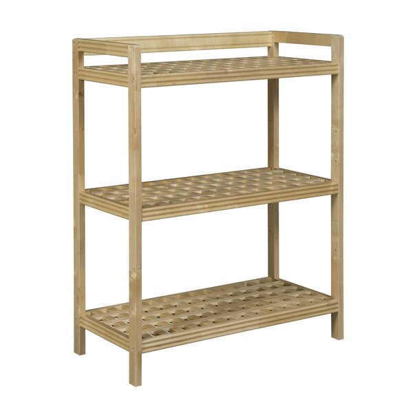 Swensen Etagere Bookcase by Latitude Run