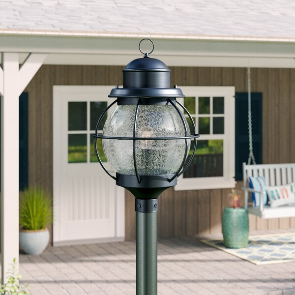 Cason 1-Light Lantern Head by Beachcrest Home