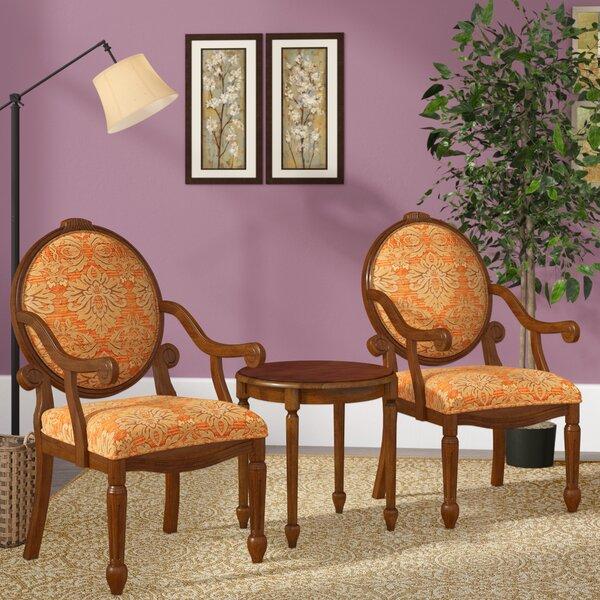 Oreanda Armchair by Astoria Grand