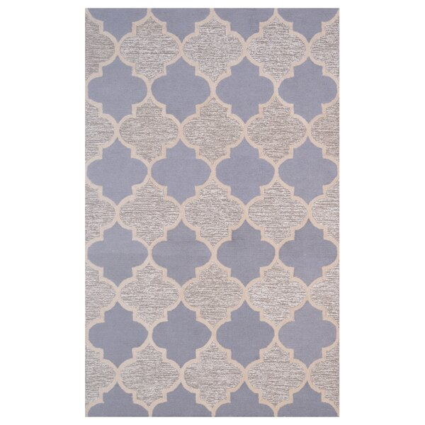 Wool Hand-Tufted Brown/Gray Area Rug by Eastern Weavers
