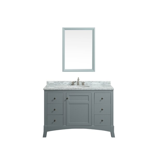 Piccirillo 48 Single Bathroom Vanity Set by Brayden Studio