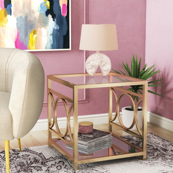 Astor End Table by Willa Arlo Interiors