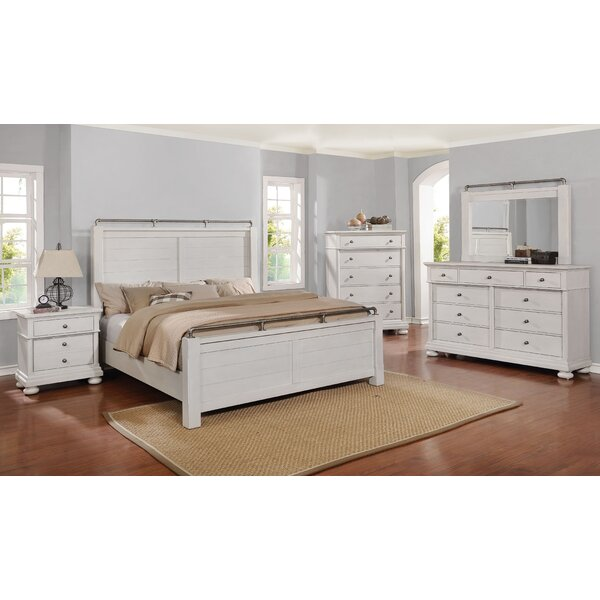Blaire Panel Configurable Bedroom Set by Darby Home Co