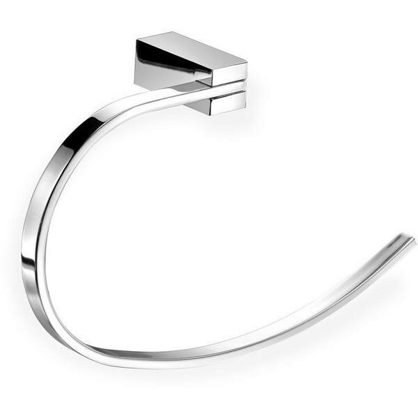 Best Wall Round Towel Ring by AGM Home Store