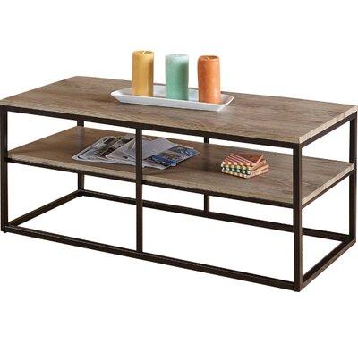 Modern Beige Rectangle Coffee Tables Allmodern