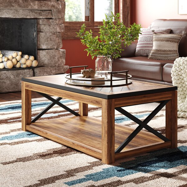Battershell Coffee Table By Laurel Foundry Modern Farmhouse