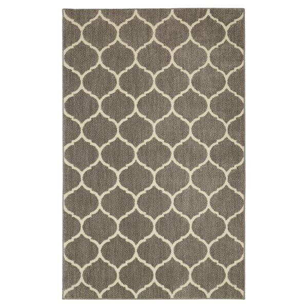 Kalispell Gray Area Rug by Mohawk Home