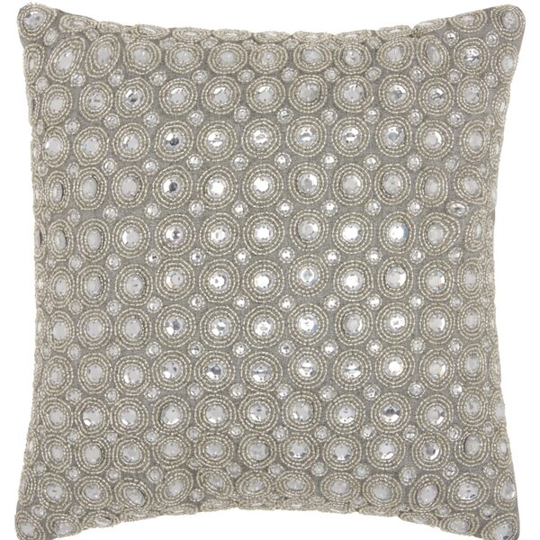 Azu Beads Throw Pillow by Willa Arlo Interiors