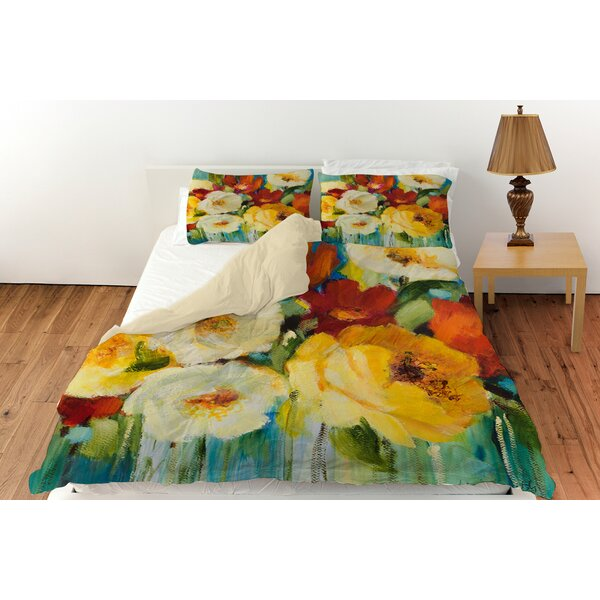 Marya Single Reversible Duvet Cover Collection