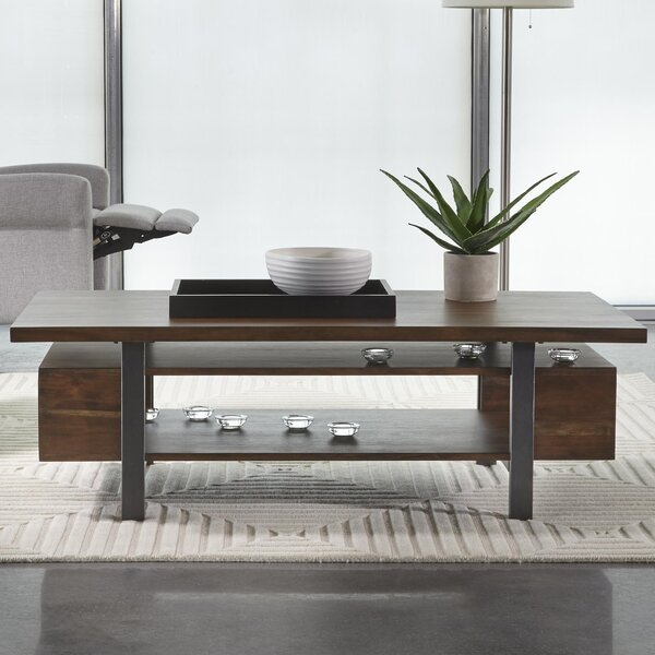 Braddock Coffee Table by Brayden Studio