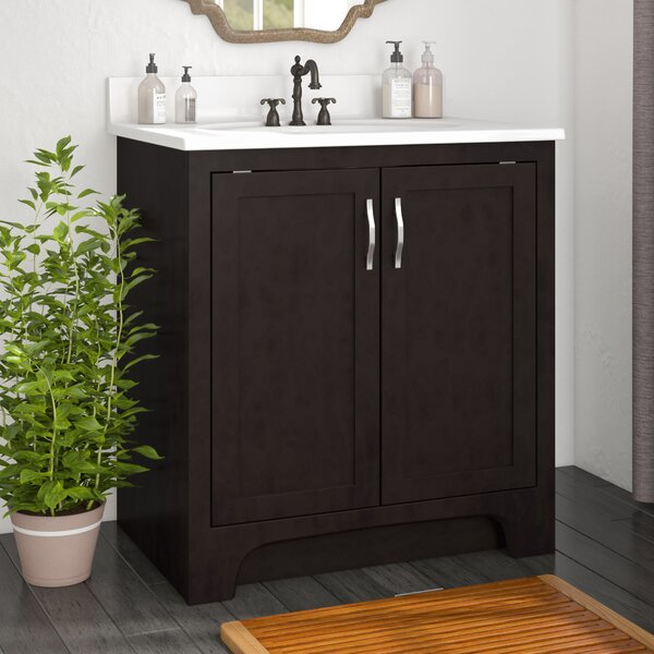 Steubenville 2-Door 31 Single Bathroom Vanity by Andover Mills
