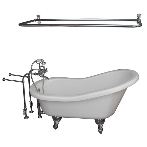 67 x 30 Soaking Bathtub Kit by Barclay