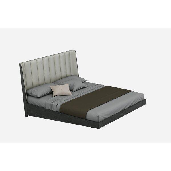 Shirely Upholstered Platform Bed by Orren Ellis