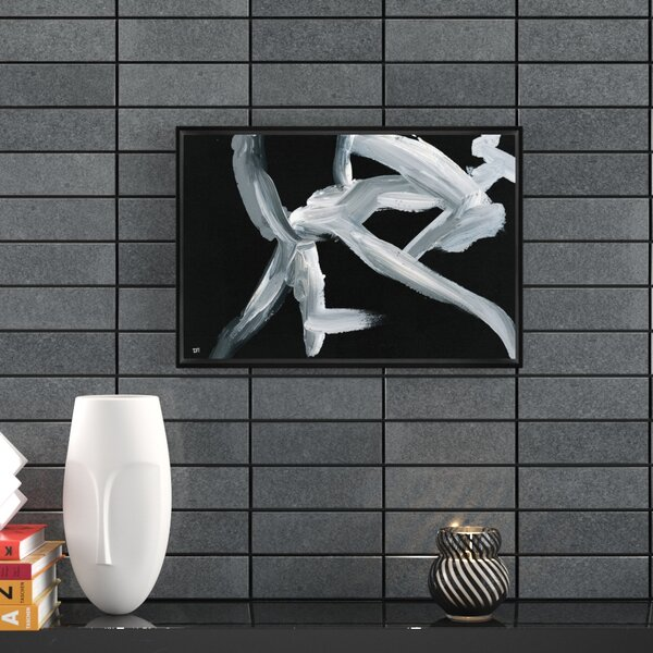 Breve Framed Painting Print by Wade Logan