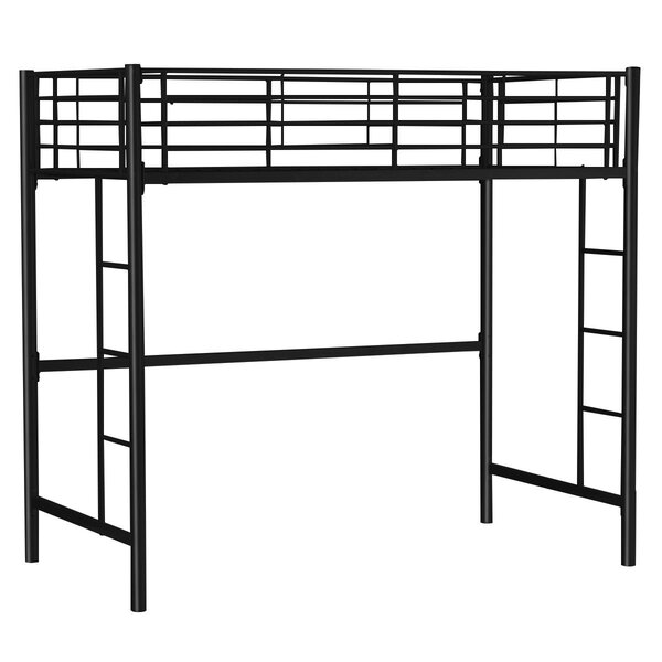 Maximo Twin Loft Bed by Isabelle & Max