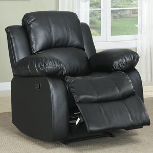 Iris Manual Glider Recliner by Latitude Run