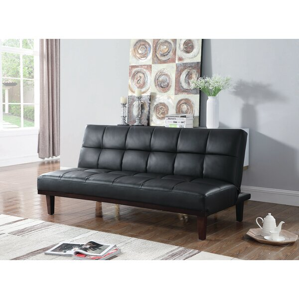 Best Price Engleman Upholstered Tufted Sleeper by Ebern Designs by Ebern Designs