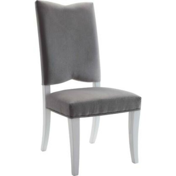Behrens Upholstered Dining Chair (Set of 2) by House of Hampton