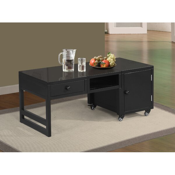 Tanya Coffee Table With Storage By Latitude Run