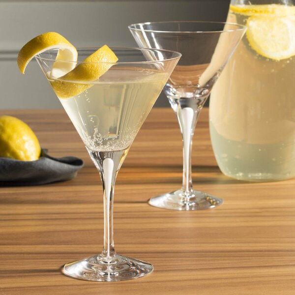 Intermezzo 2 oz. Crystal Cocktail Glass (Set of 2) by Orrefors