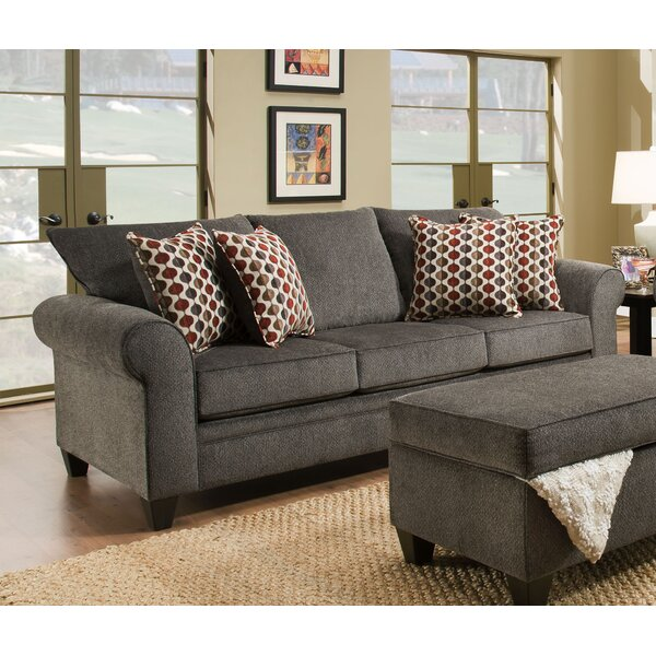 Dashing Style Degory Upholstery Standard Sofa by Simmons Upholstery by Alcott Hill by Alcott Hill