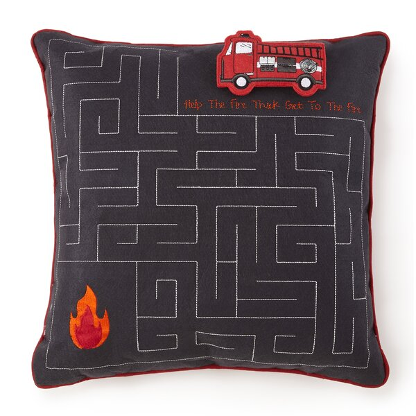Ladder 23 Throw Pillow by Morgan Home