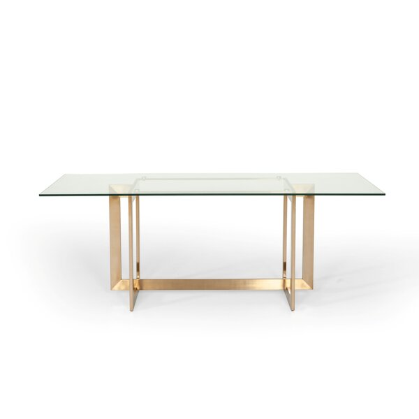 Jayleen Modern Dining Table by Willa Arlo Interiors