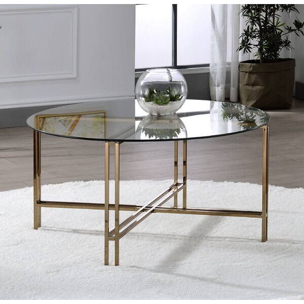 Chesson Coffee Table By Everly Quinn
