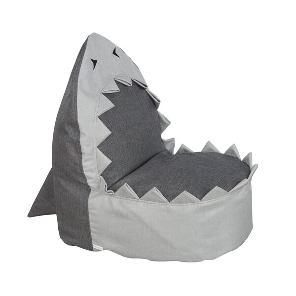 Sharky Bean Bag Chair by Nursery Smart