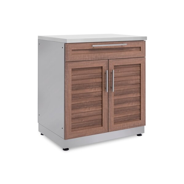 Outdoor Kitchen Bar Cabinet by NewAge Products