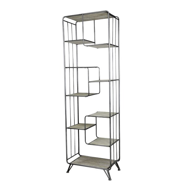 Omkar Etagere Bookcase by 17 Stories