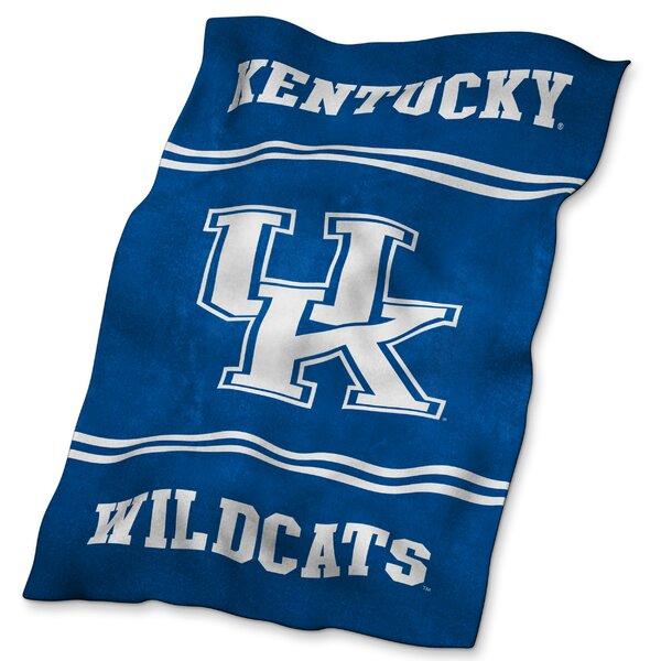 Kentucky Ultra Soft Throw by Logo Brands