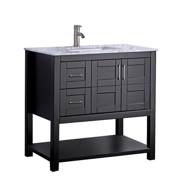 Mallouk Modern 36 Single Bathroom Vanity Set by Ivy BronxMallouk Modern 36 Single Bathroom Vanity Set by Ivy Bronx