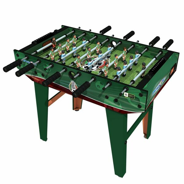 Mexico National Foosball Table by Minigoals