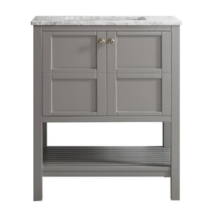 White Bathroom Vanity 30 Inch 30 inch bathroom vanities you'll love | wayfair
