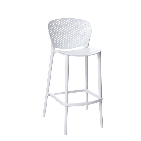 Londono Stackable Bar Stool (Set of 4) by Latitude Run