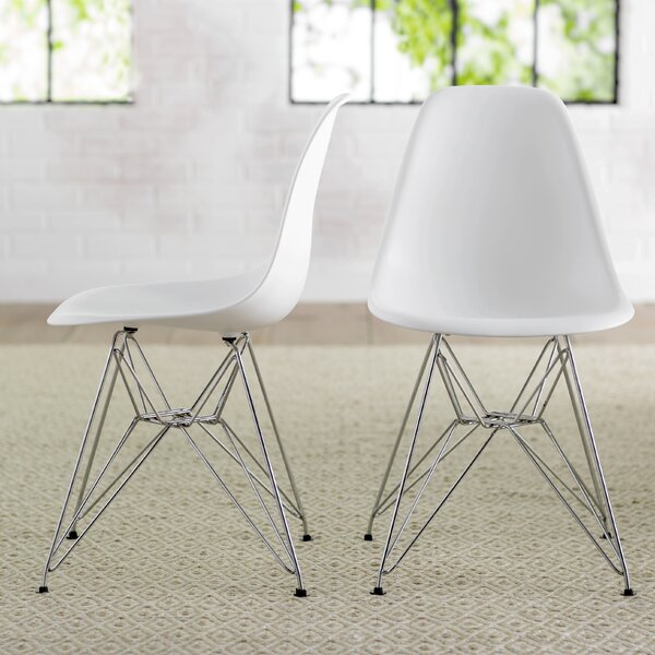 Brook Modern Side Chair (Set of 2) by Langley Street