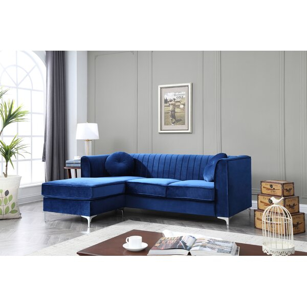 Looking for Adhafera Reversible Sectional By Mercer41 Coupon