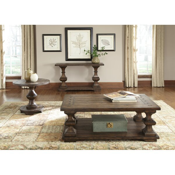 Howardwick 3 Piece Coffee Table Set by Greyleigh