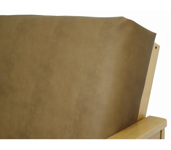 Bomber Box Cushion Futon Slipcover by Easy Fit