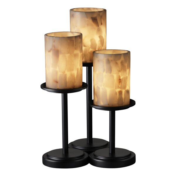 Conovan Portable Table Lamp by Rosecliff Heights