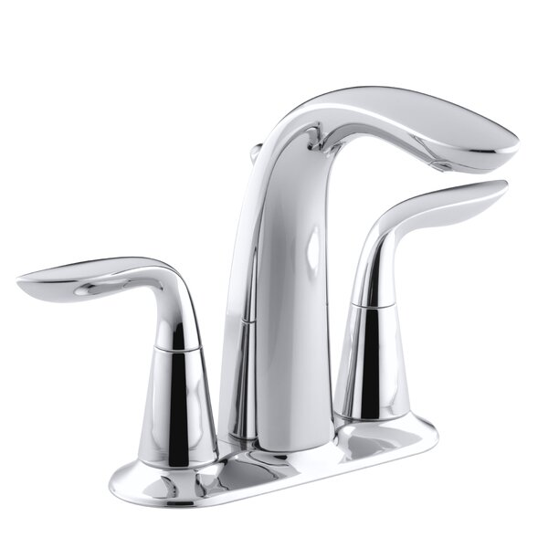 Refinia Centerset Bathroom Sink Faucet by Kohler