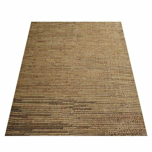 St Catherine Eco-Friendly Hand-Woven Brown Indoor/Outdoor Area Rug by Millwood Pines