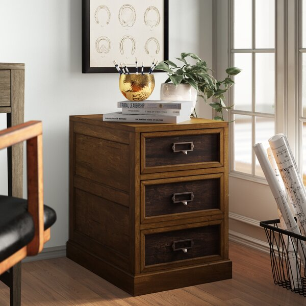 Treutlen 3-Drawer Lateral Filing Cabinet