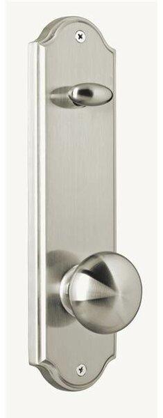 Woodward Double Cylinder Entrance Knobset by Weslock