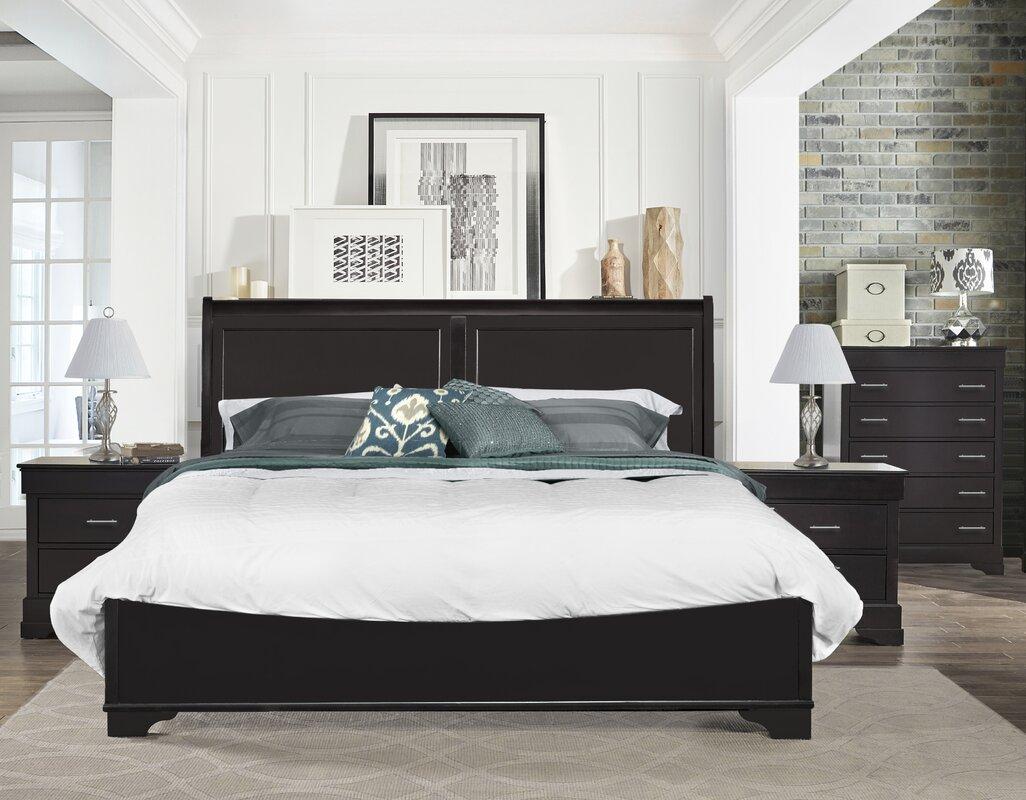 Alcott Hill Mcmahon Platform Bedroom Set & Reviews | Wayfair