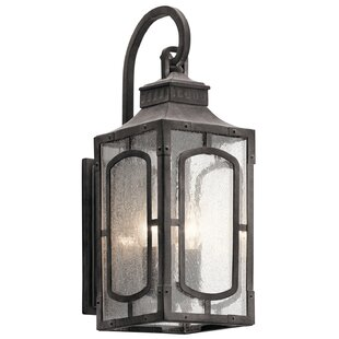 Compare & Buy Salena 2-Light Outdoor Wall Lantern By Darby Home Co
