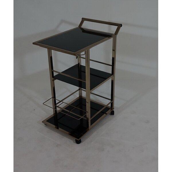 Bar Cart by Wildon Home ®